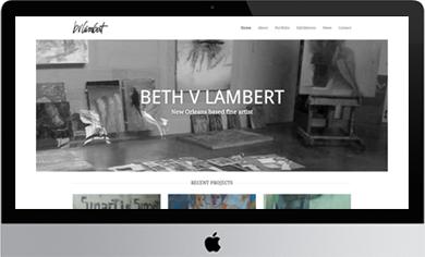 Beth Lambert: Fine Art