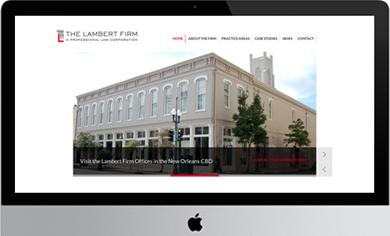 The Lambert Firm: Legal