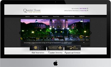 The Quarter House: Timeshare