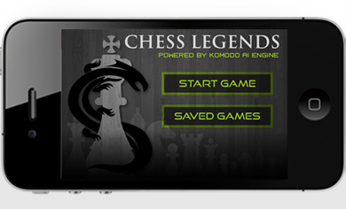 Chess Legends app