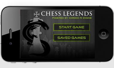 Chess Legends app
