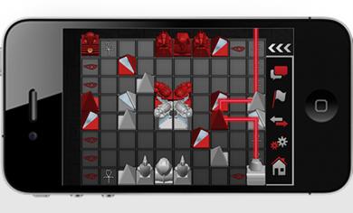 The Laser Game: Khet 2.0 app