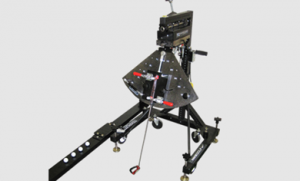 Tek Putt: custom putting robot